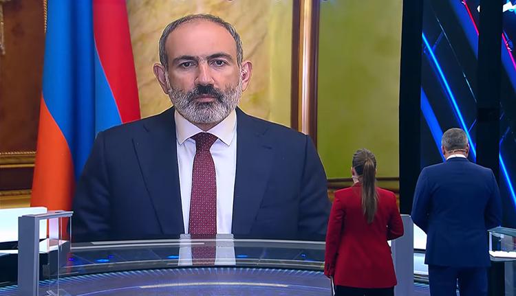 pashinyan-russia tv