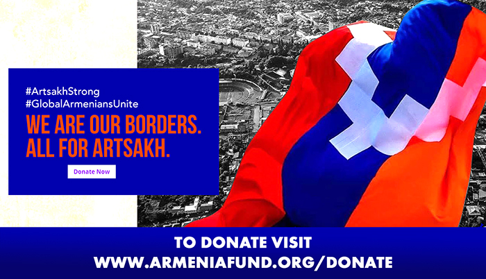 artsakh donation
