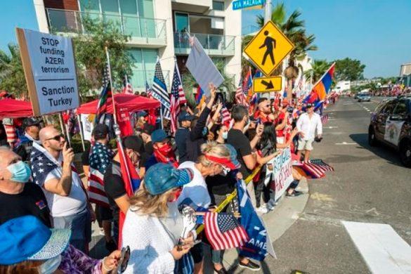 la protests