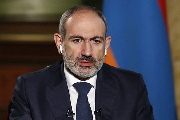 pashinyan TV5Monde