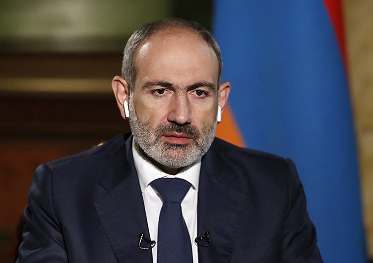 pashinyan TV5Monde