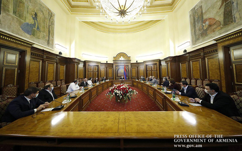 pashinyan-extraparliamentary parties