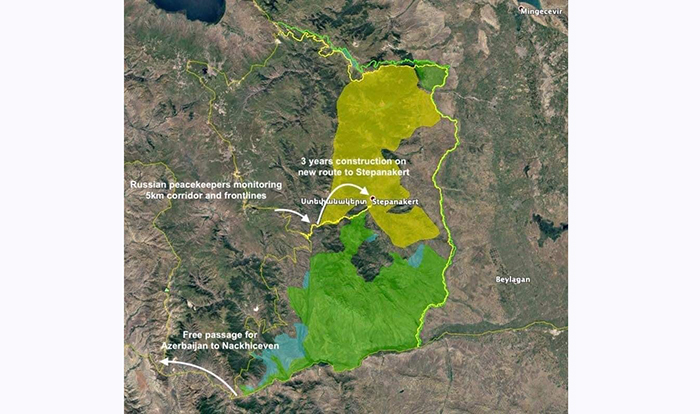 artsakh after ceasefire