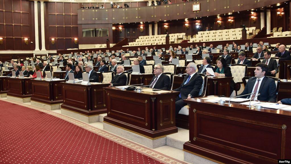azeri parliament