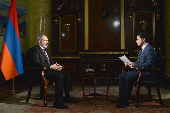 pashinyan-TASS-Interview