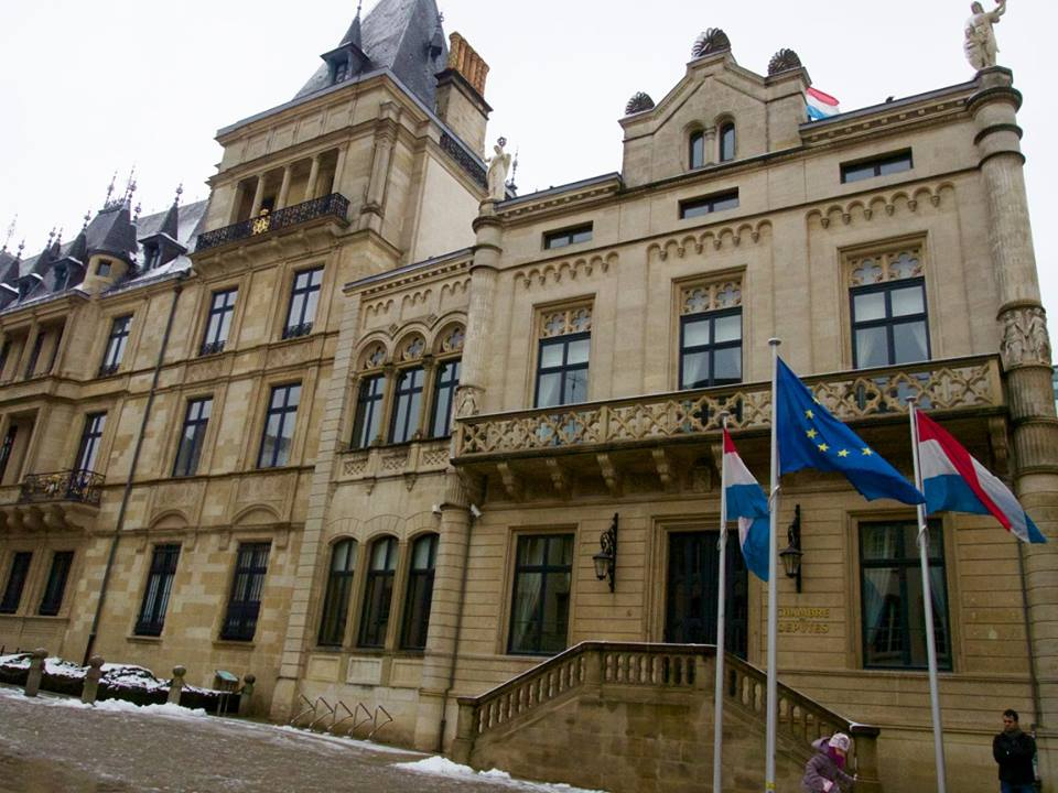 Luxembourg-Parliament