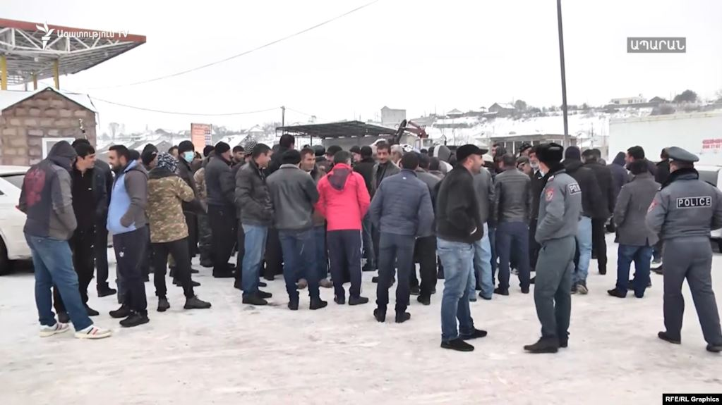 abaran protests