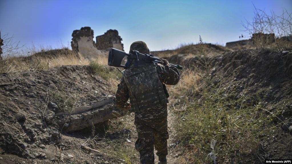artsakh army