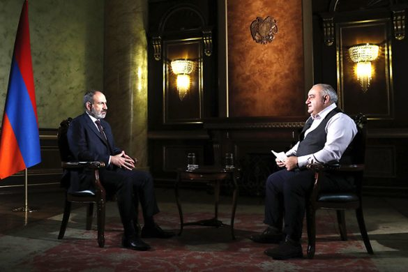 pashinyan interview 12-27