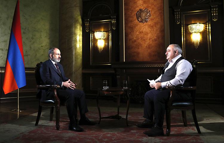 pashinyan interview 12-27
