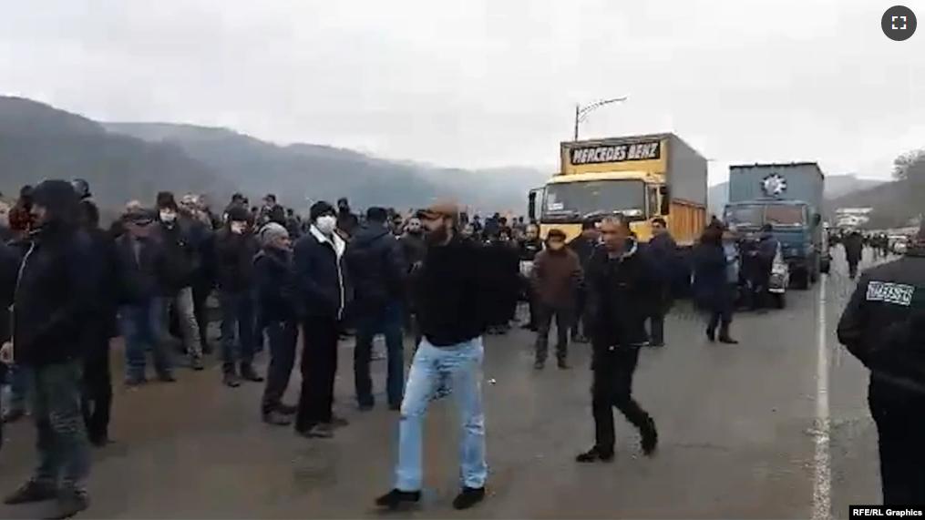 syunik protest