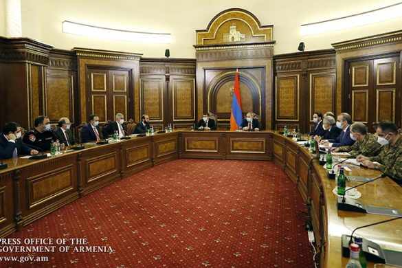 armenia security council