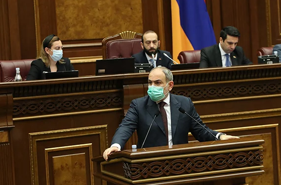 pashinyan-parliament