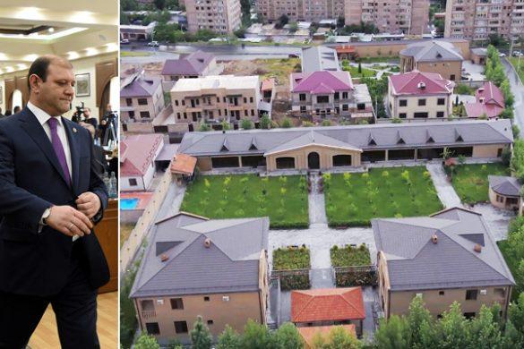 Taron-Margaryan-Mansion