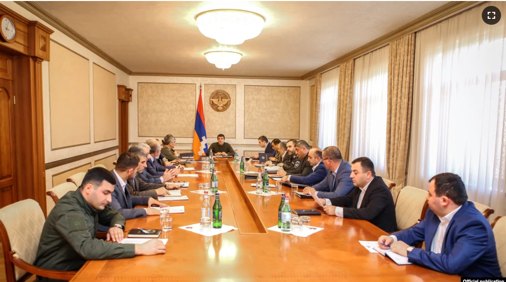 artsakh national security council