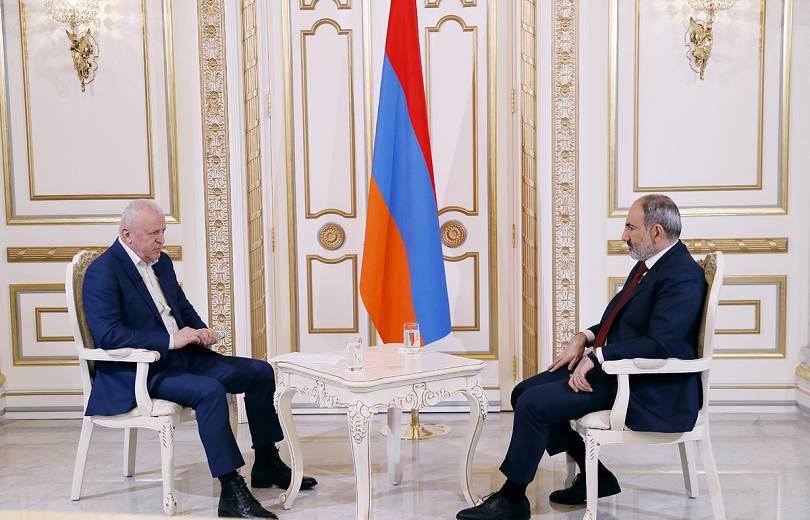 pashinyan interview-2-23