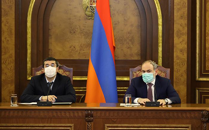 Harutyunyan-Pashinyan