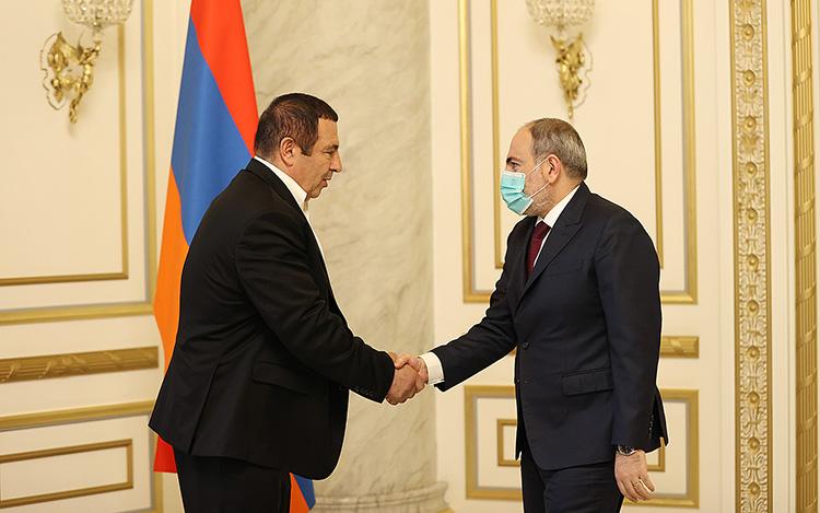 Tsarukyan-Pashinyan-Elections