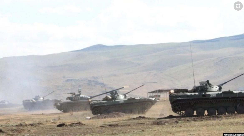 War Games-Armenia