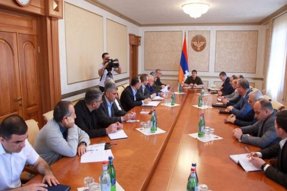 Artsakh government