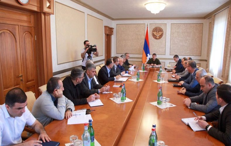 Artsakh government