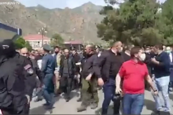 Syunik protests