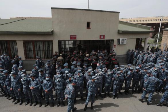 defense ministry blockaed