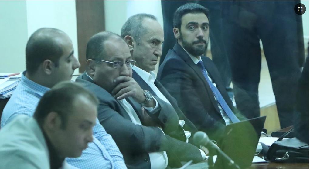 kocharyan-trial