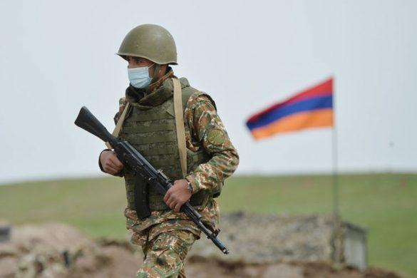 Armenian soldier-1