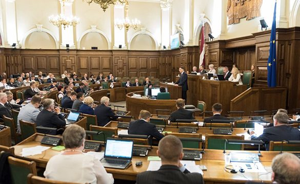 Latvia Seima