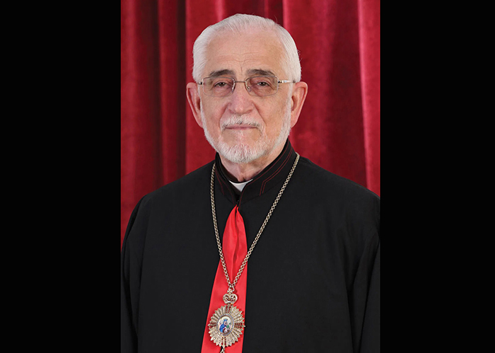 Patriarch Krikor Gabroyan