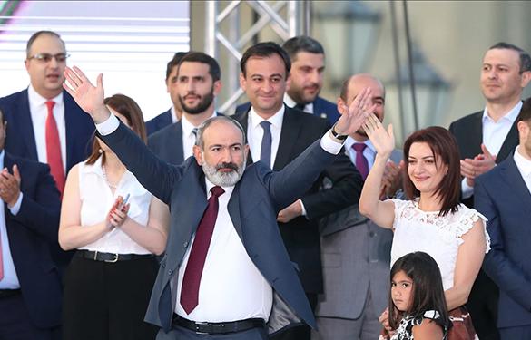 pashinyan victory