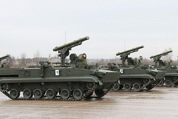 russian weapons azerbaijan
