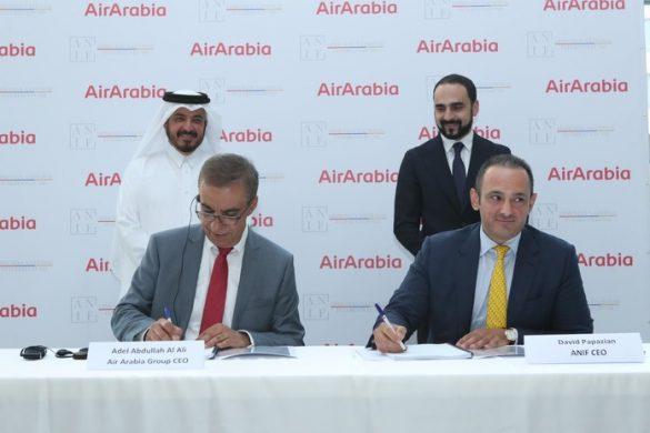 AlArabia-Armenia-Airlines