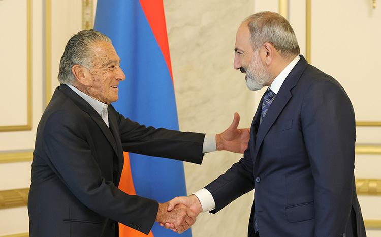 Ernekian-Pashinyan