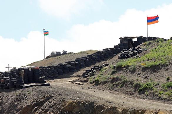 Geghargounik-border