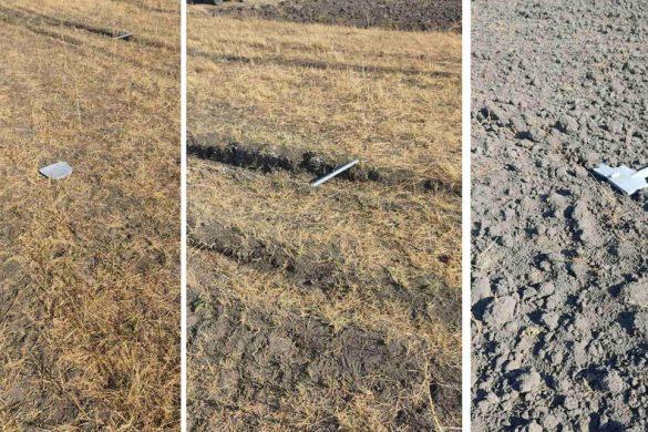 aerostar drone downed