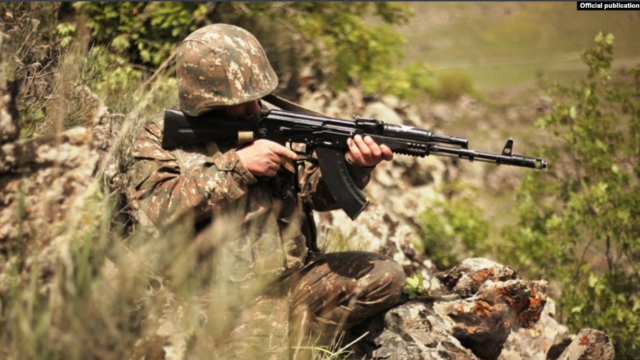 armenia border