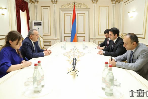Armenia-Artsakh-Parliament-Chairmen