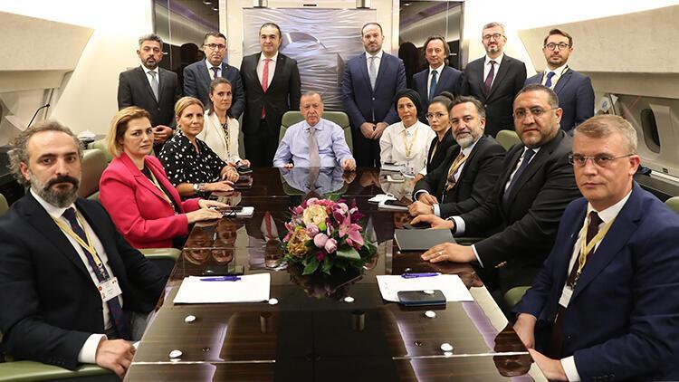 Erdogan-Reporters