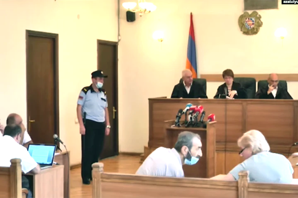 Kocharyan case