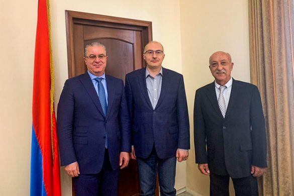 SDHP-Armenia Fund