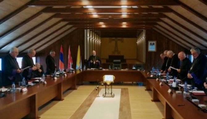 armenian catholic synod