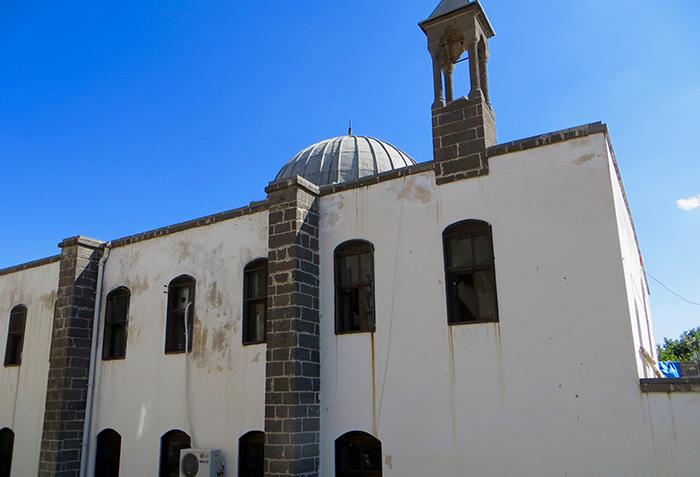 armenian evengelical church-diyarbakir