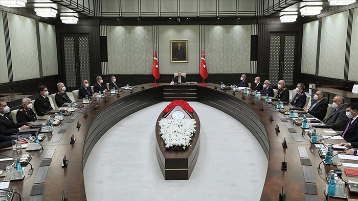 turkey national security council