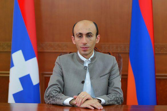 Artsakk-State-Minister-Artak-Beglaryan