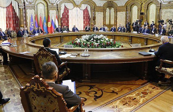 CSTO Dushanbe-1