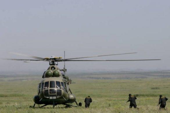 CSTO Military Excersise