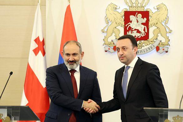 armenia-geirgia-PMs
