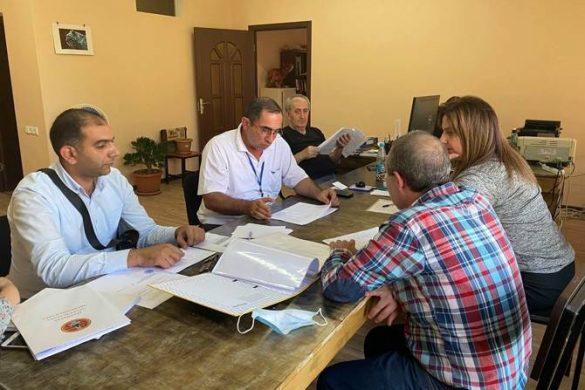 gyumri local elections